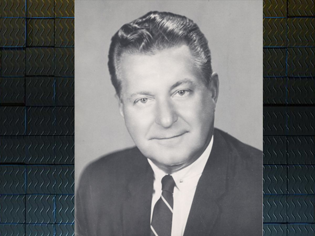 A 'Gray' legacy: WALB founder James H. Gray remembered