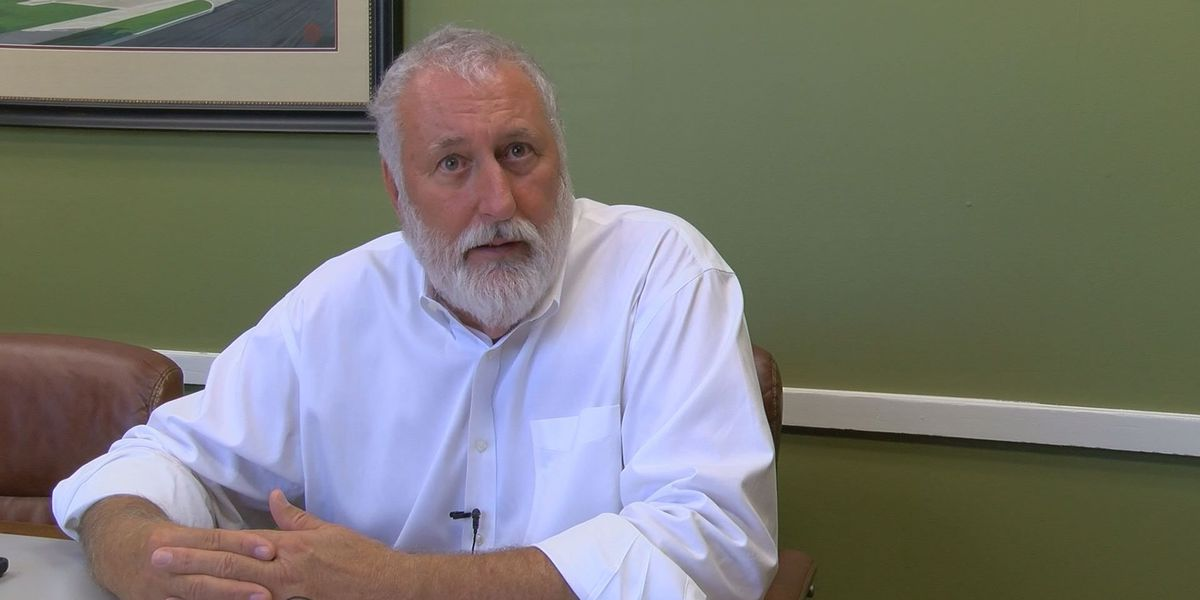 New interim Thomasville leader has big goals for the city