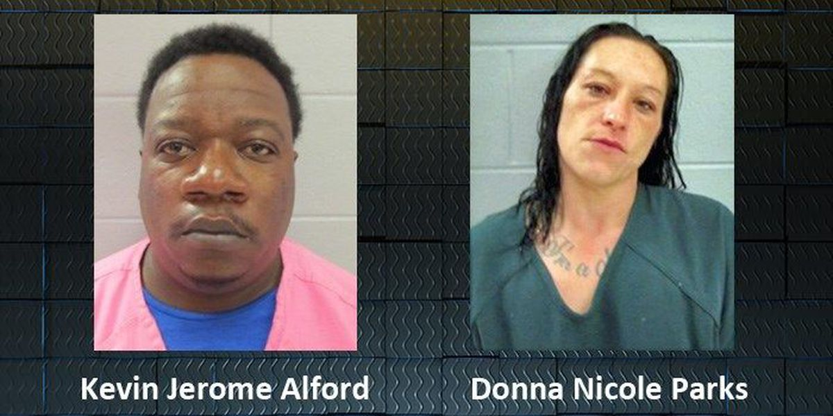Two suspects arrested in largest meth bust in Lee County history