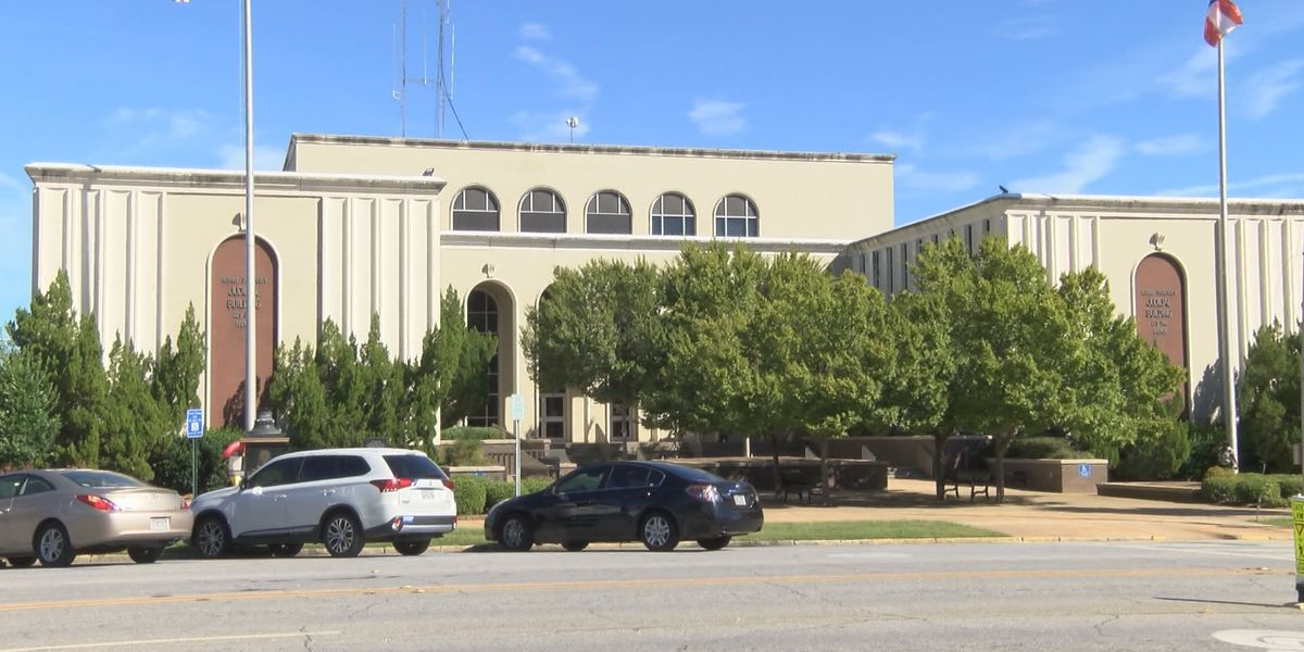 New security upgrades at the Dougherty County Judicial building