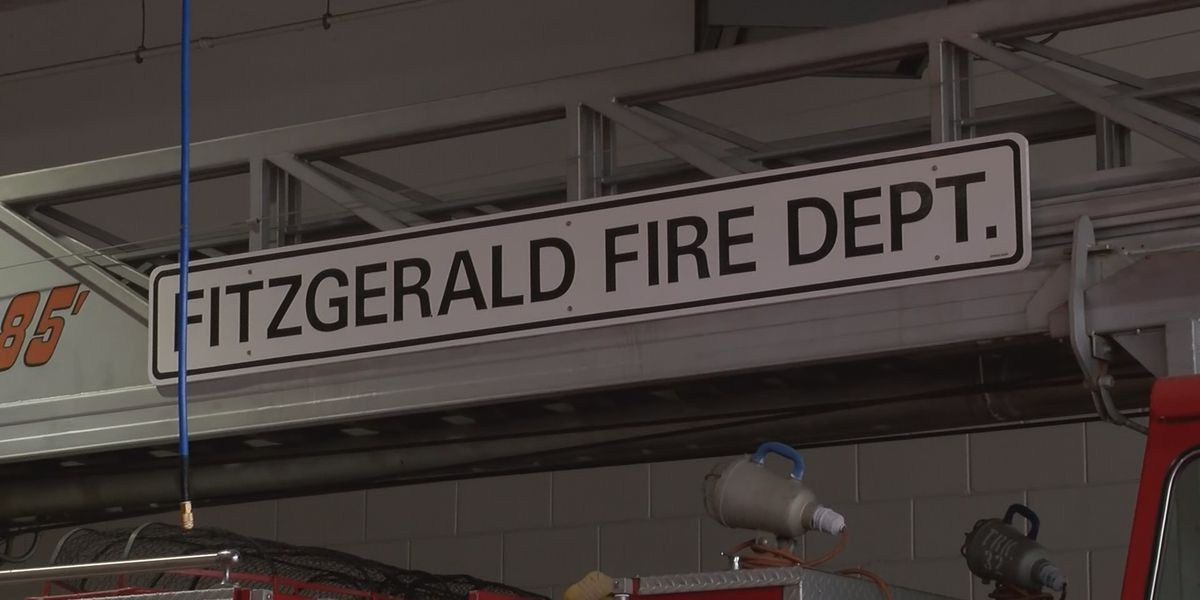 Fitzgerald Fire Department receives improved rating