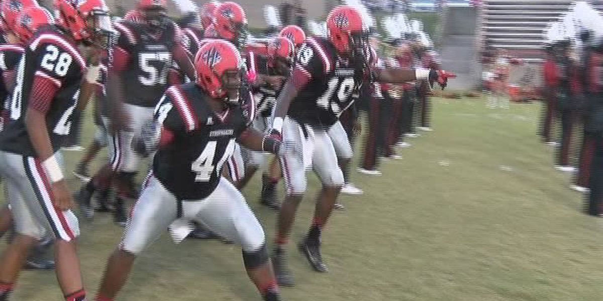 WALB PLAY OF THE WEEK (9/29/14): Cairo runs trick play to perfection