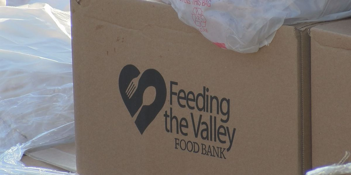 Beverage company donates 180K meals to Feeding the Valley