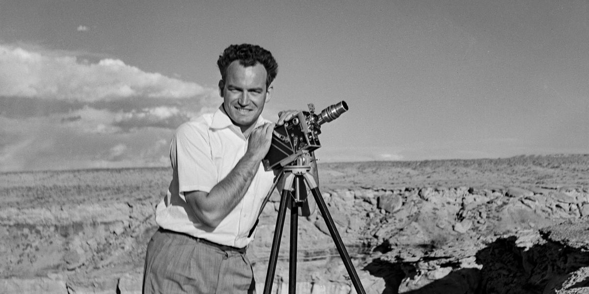 Granddaughter works to save Barry Goldwater photo collection