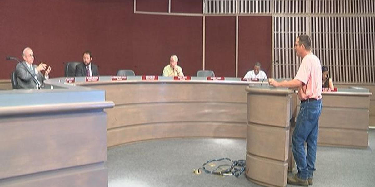 County commissioners hold public hearing on proposed millage rate