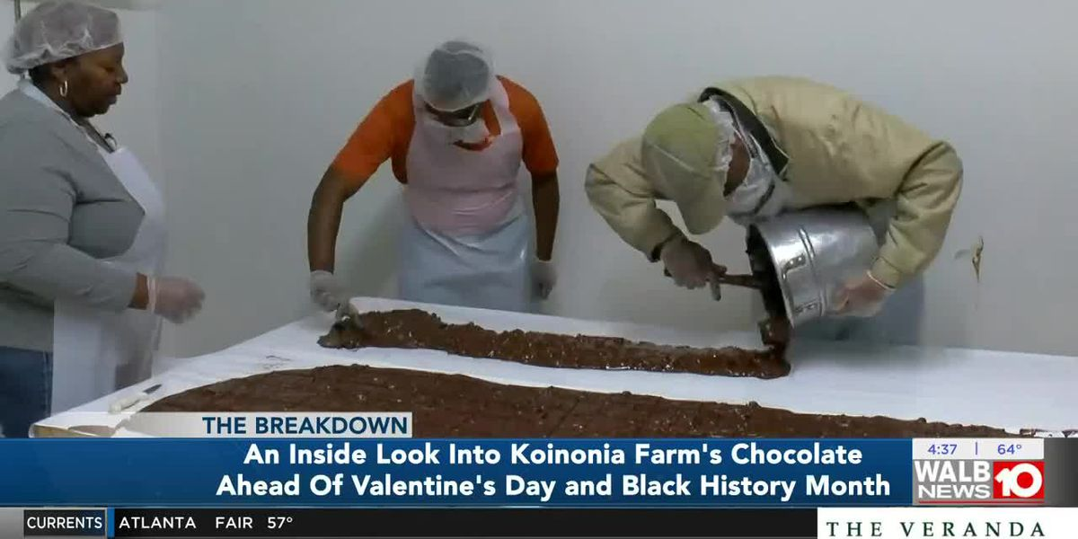 Interview: An inside look into Koinonia Farm's Chocolate