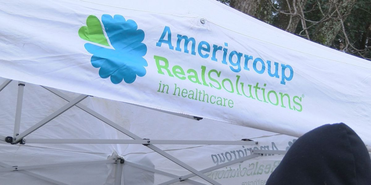 Amerigroup hosts 'Repack the Backpacks' for area children
