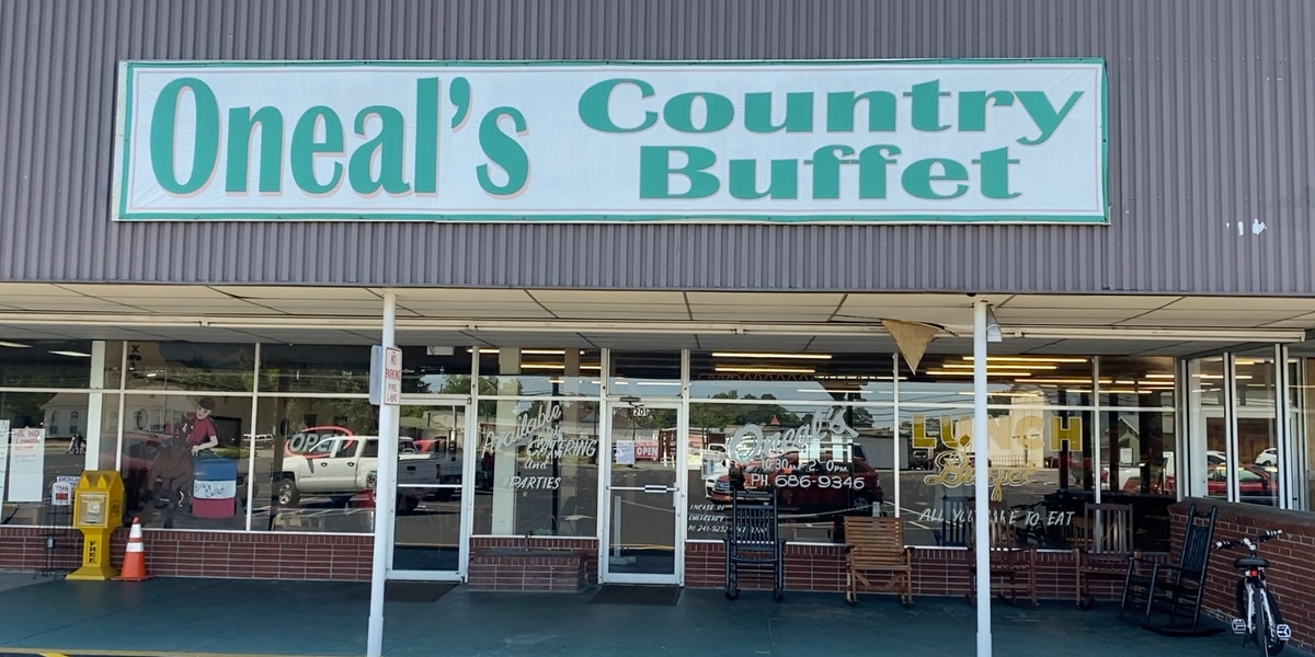 O'Neal's Country Buffet takes new precautions to ensure customer safety