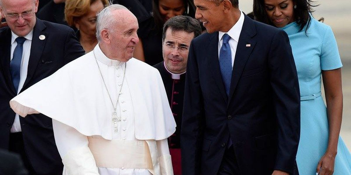 Wednesday List: Pope Francis and his visit to the White House