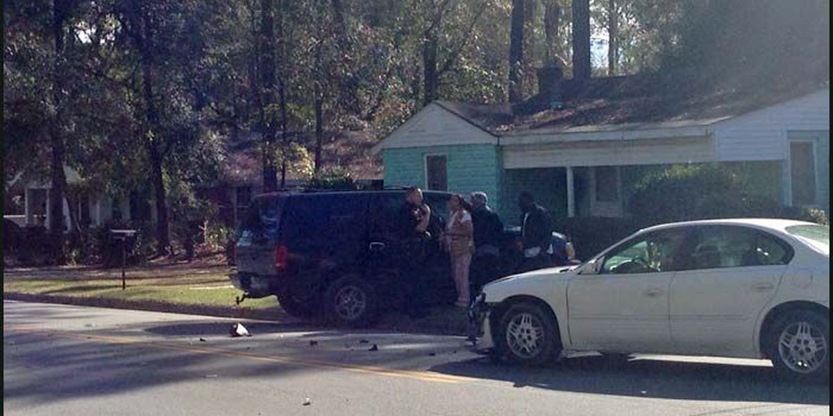 Pregnant woman involved in collision; driver arrested