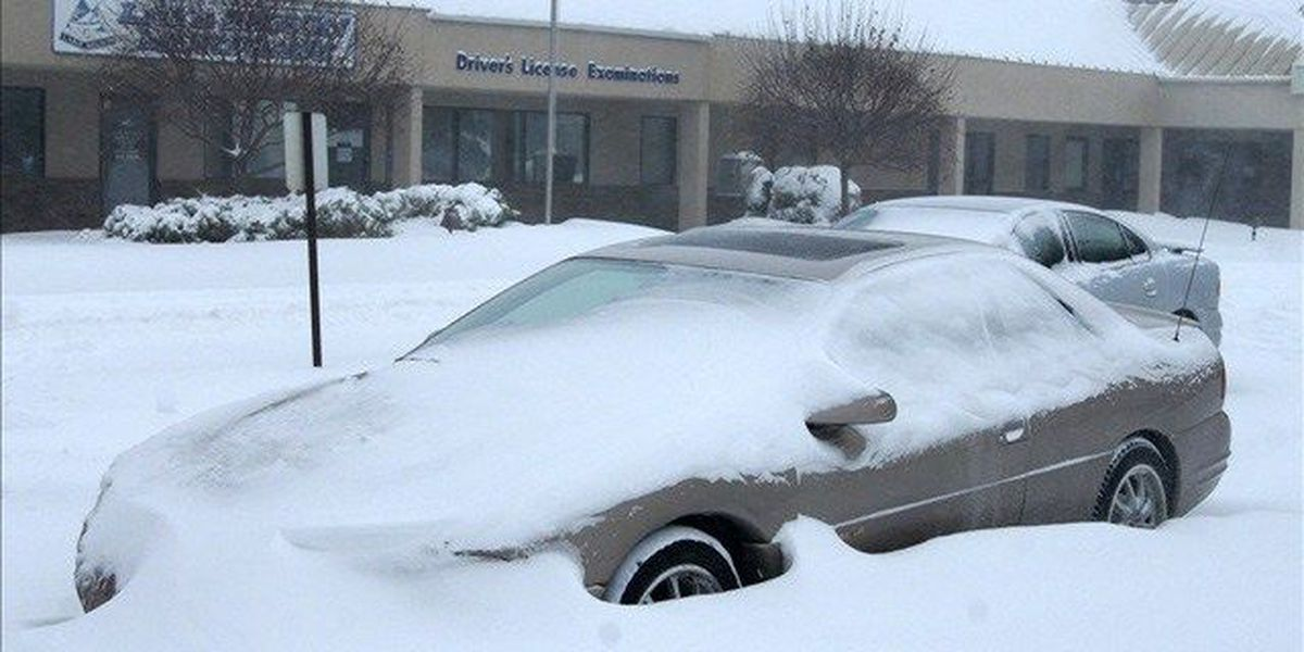 Want to warm up that car in the cold? Police say think again