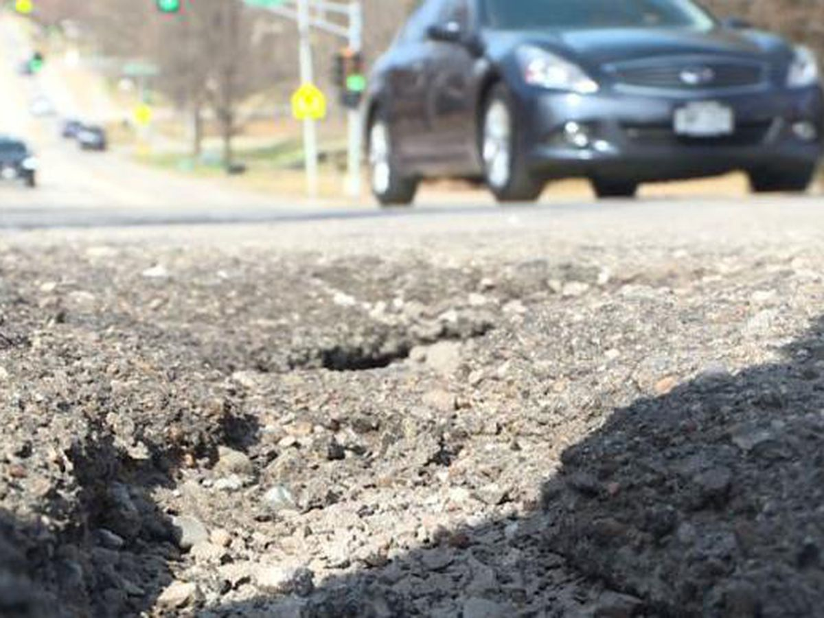 Man suffered racing heartbeat until his ambulance hit a pothole