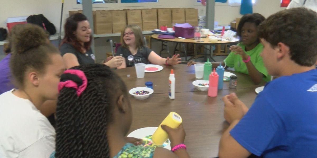 Special needs children head to camp