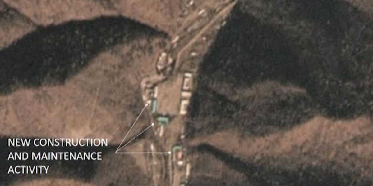 New satellite images show North Korea expanding missile base