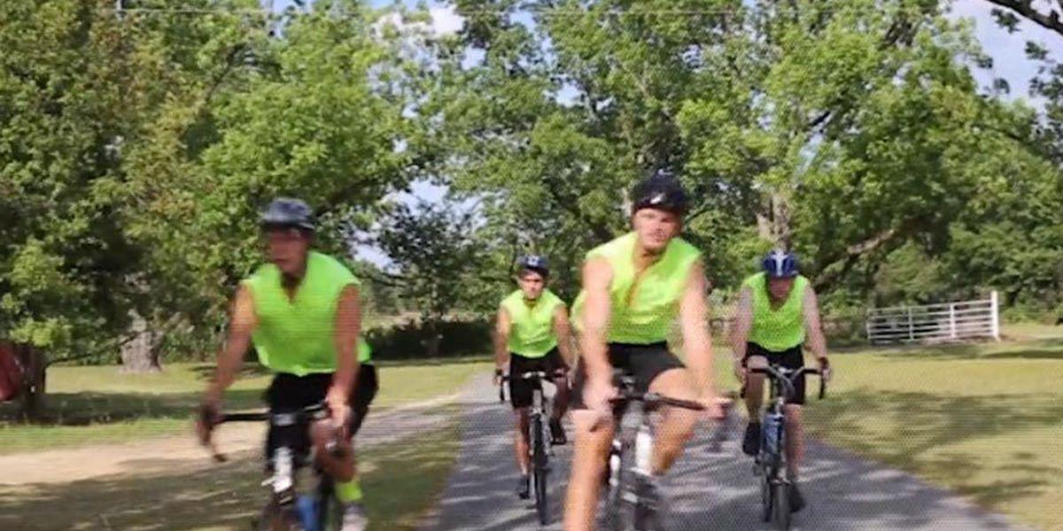 12th Annual Paul Anderson Bike Ride begins
