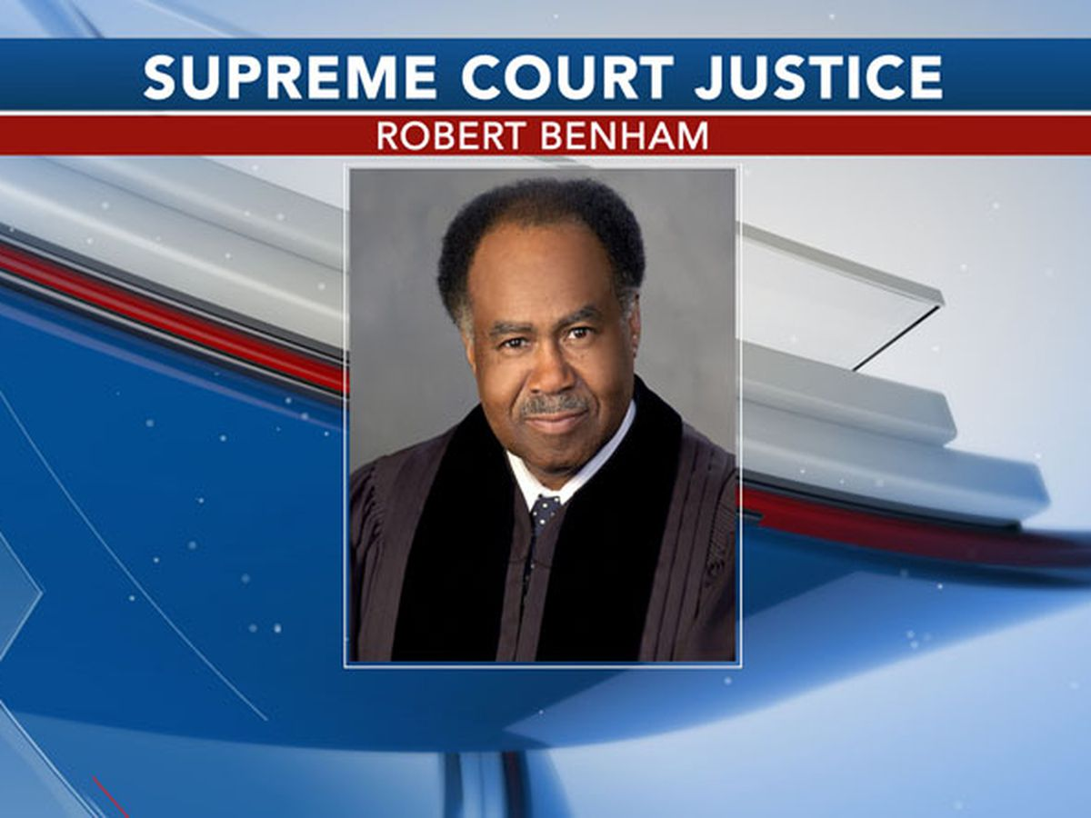 Justice Benham to step down from GA high court