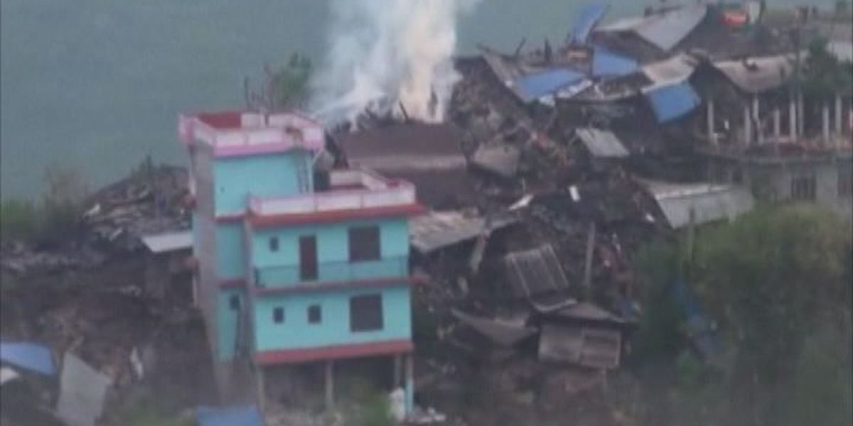 VSU professor reacts to Nepal devastation