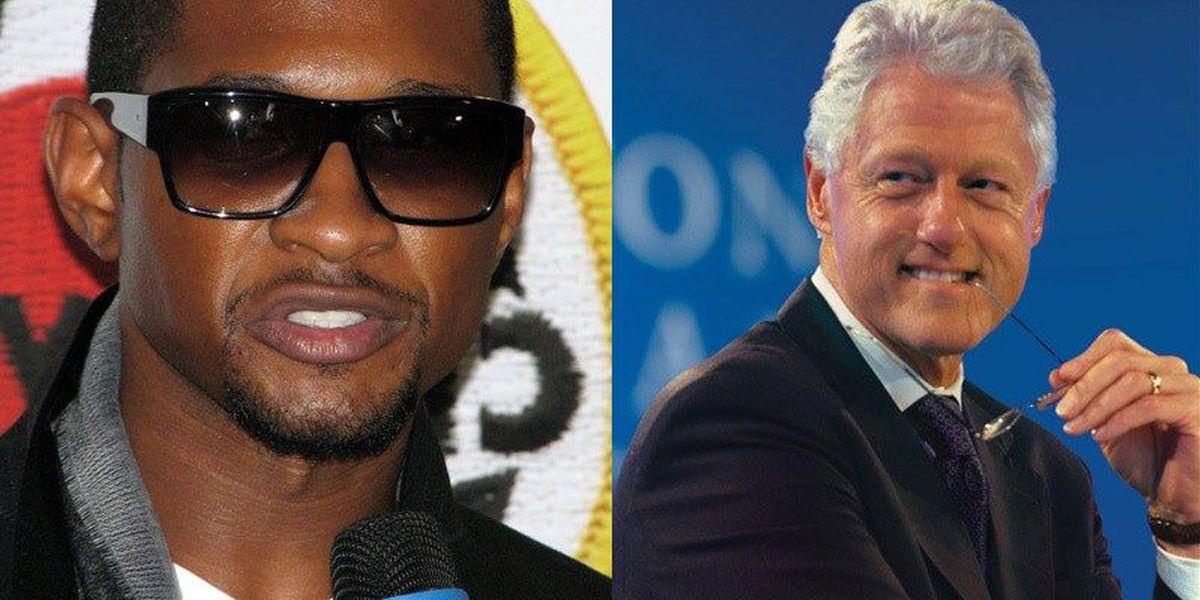 Bill Clinton, Usher to raise money for Michelle Nunn