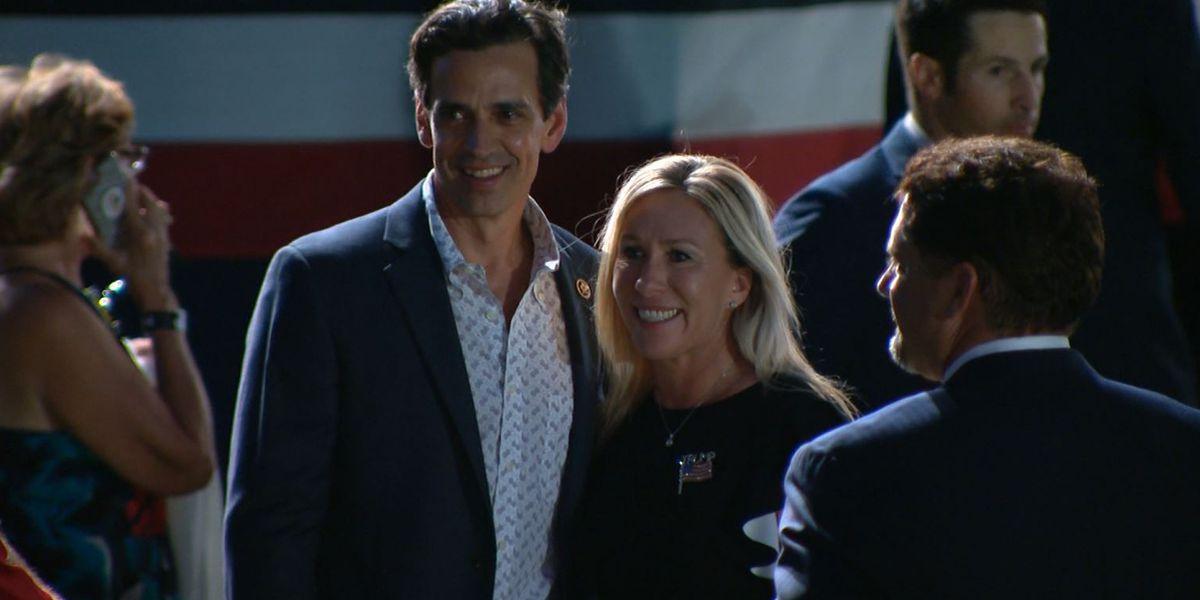 Ga. congresswoman says she'll file articles of impeachment against Biden