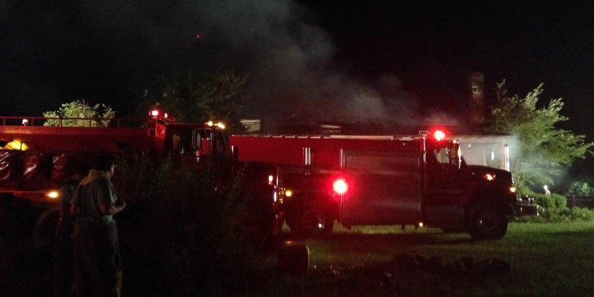 Colquitt Co. home destroyed by fire