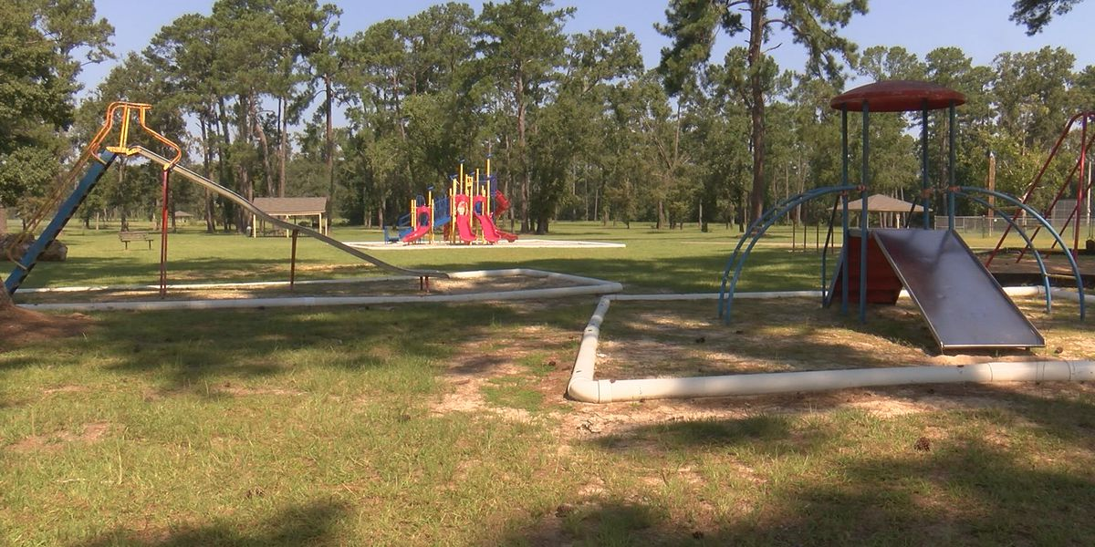 Dougherty Co. reopens Robert Cross Park for rental events
