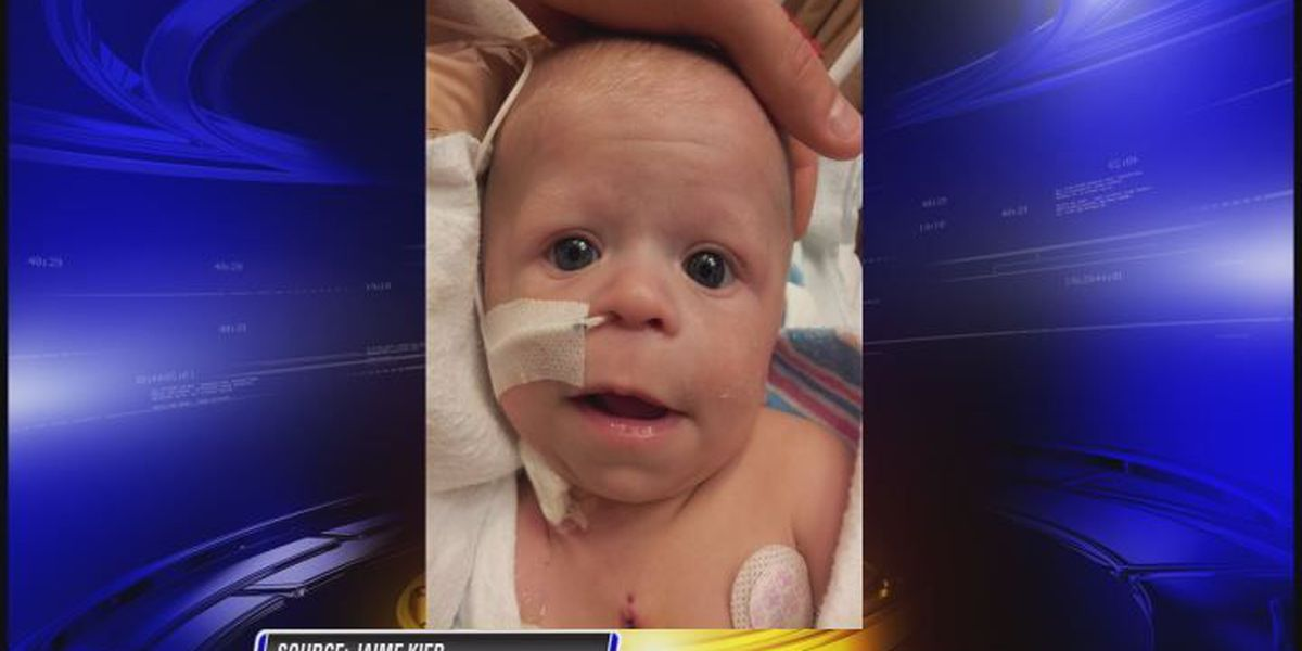 Disc-golf fundraiser for baby's heart surgery is Saturday