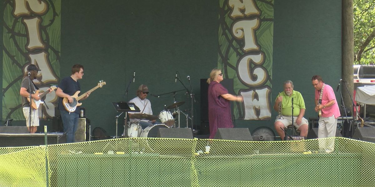 Folks attend 8th Annual Briar Patch Music Festival