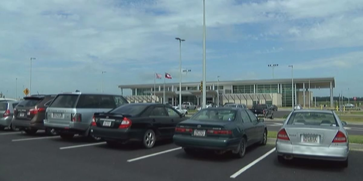 Automated parking lot: One of many improvements coming to regional airport