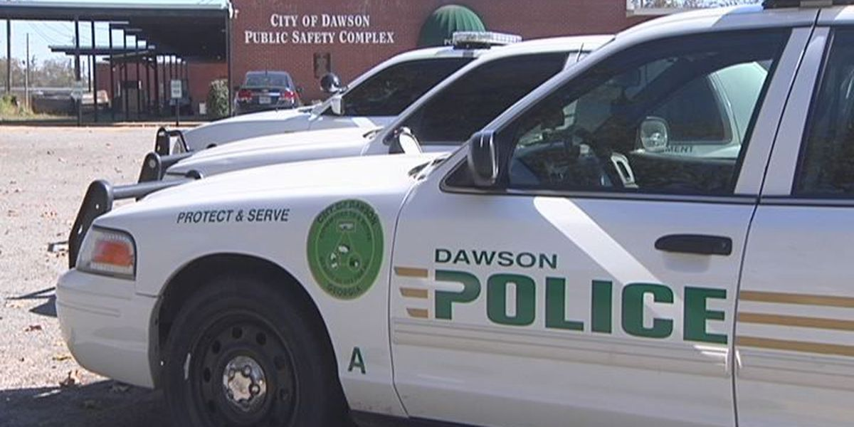 Dawson officer appeals suspension
