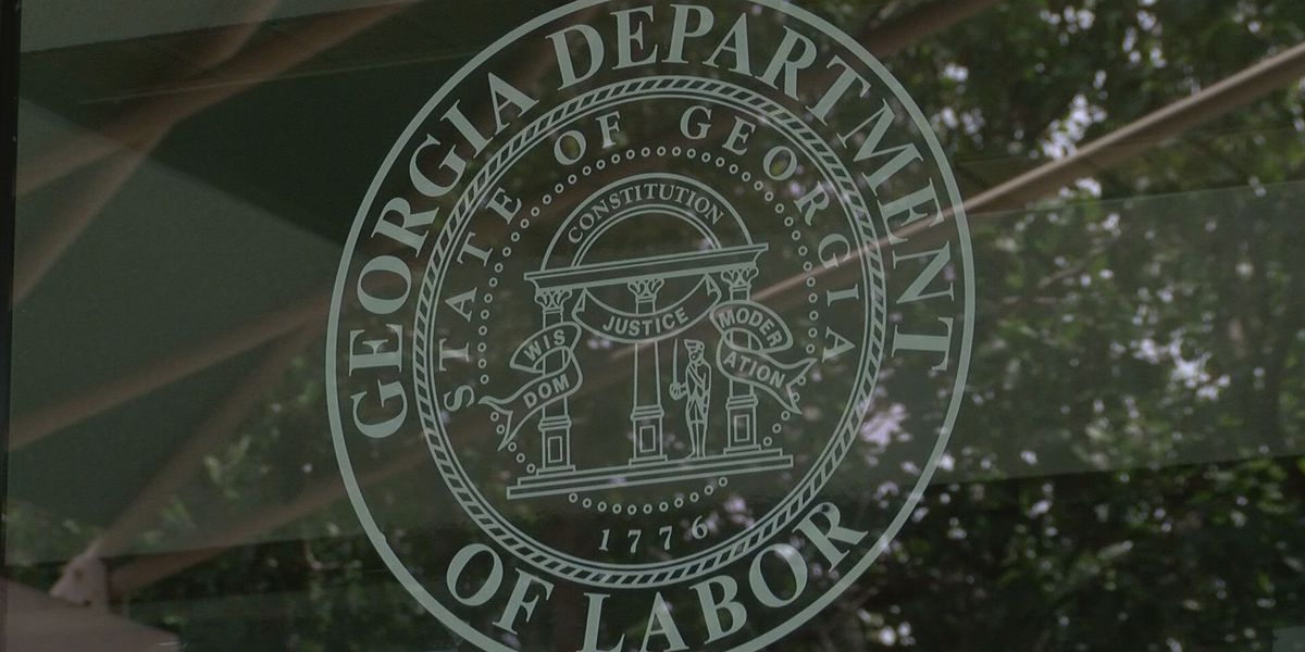 Georgia Department of Labor's unemployment appeal process