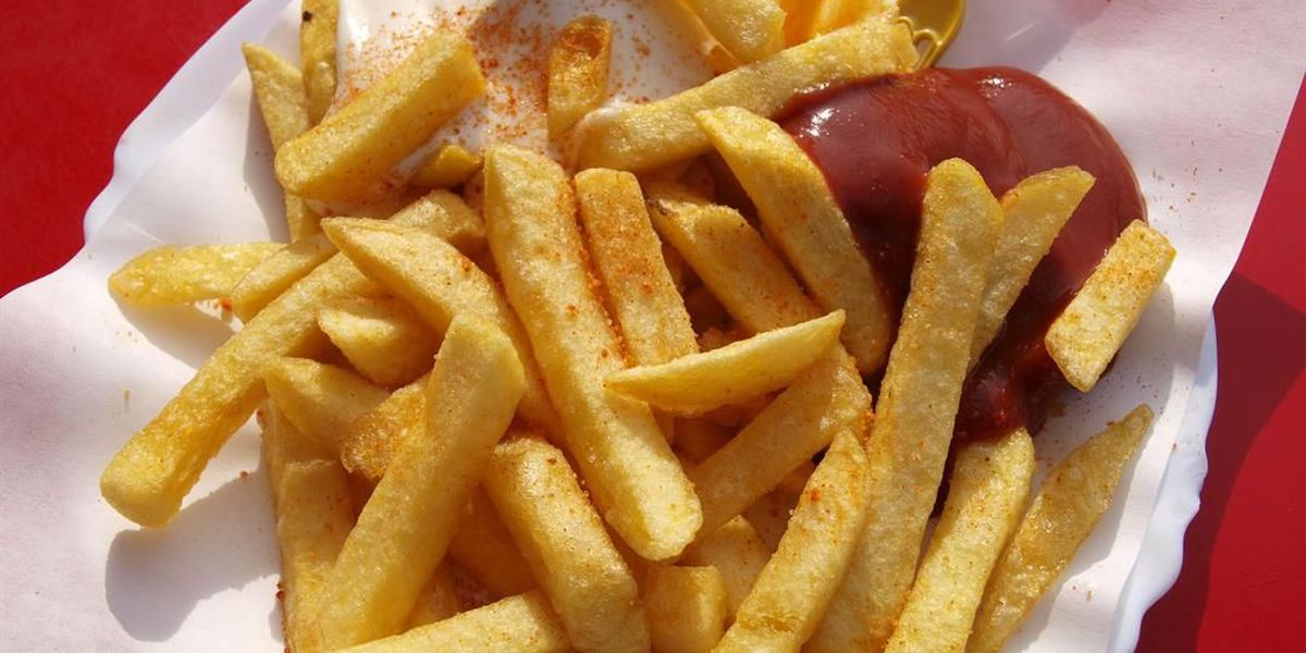Grab the ketchup! It's National French Fry Day