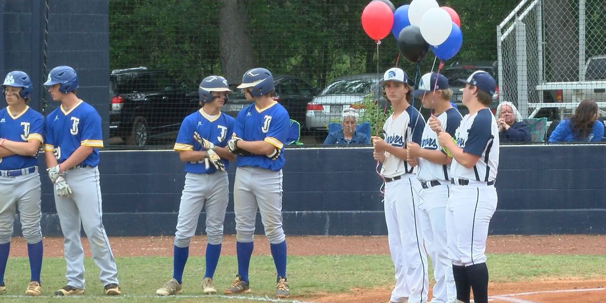 South GA baseball team remembers fallen soldier
