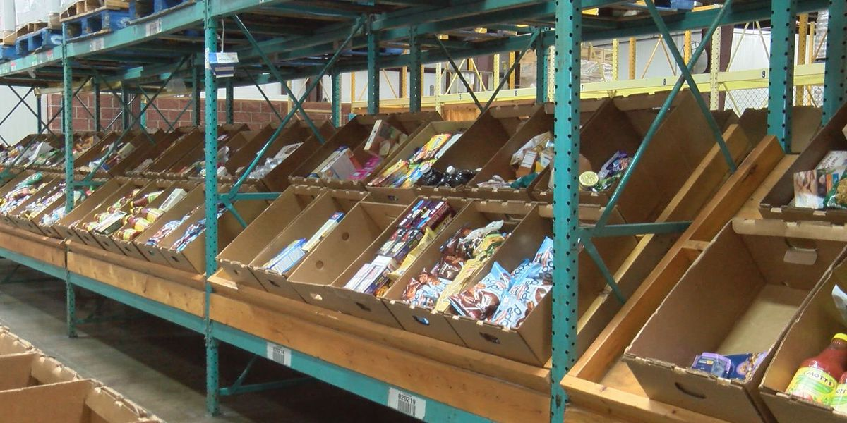 Food bank creates space for student health