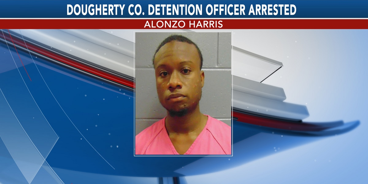 Dougherty Co. detention officer arrested in Lee Co. on child enticement charges