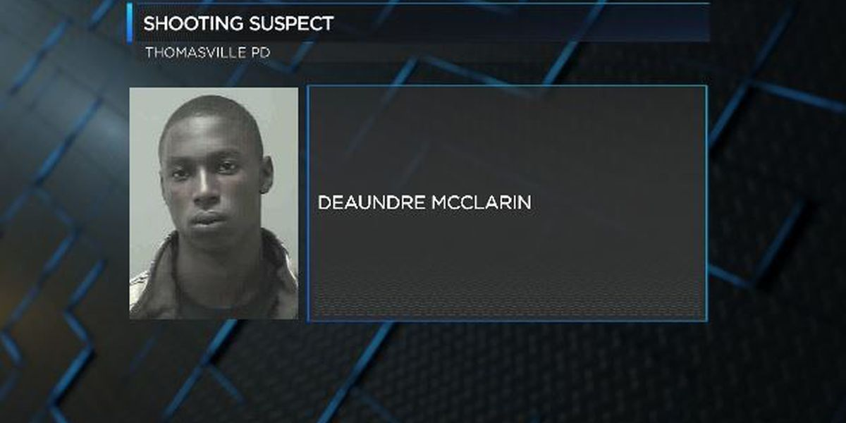 Thomasville shooting suspect arrested in Ohio