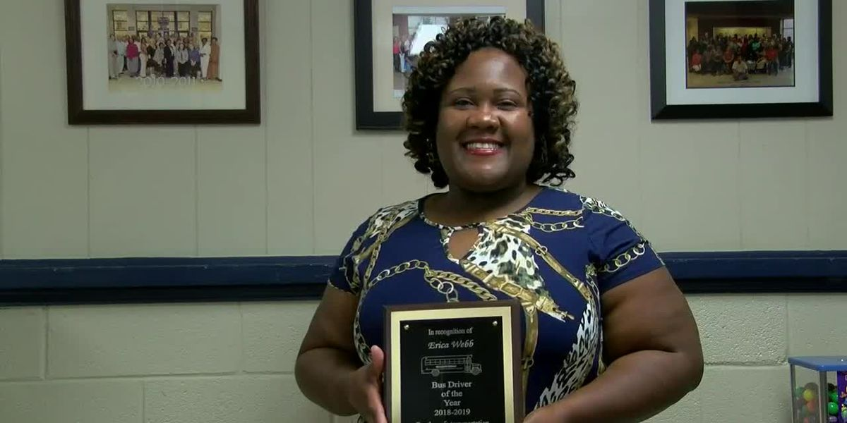 Tift names bus driver of the year