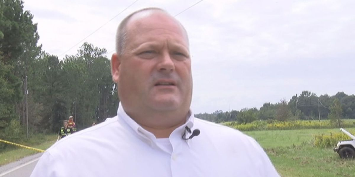 Former Berrien County sheriff offers statement after sentencing