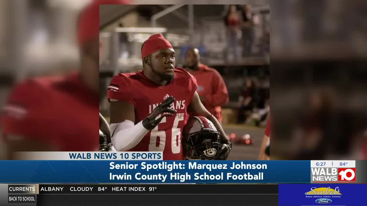 My Senior: Marquez Johnson