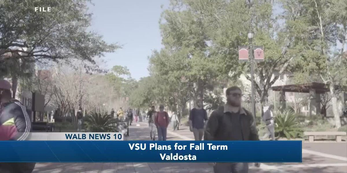 VSU plans for fall amid the COVID-19 pandemic
