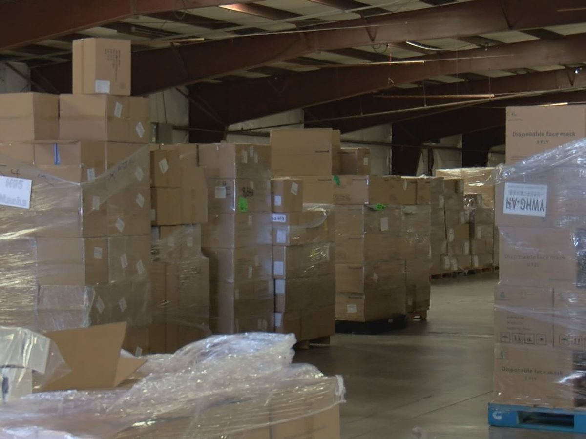 Kemp, GEMA give PPE shipment update ahead of back to school