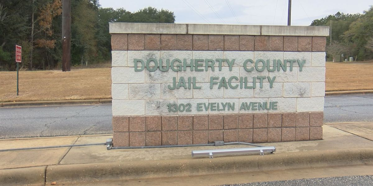 Chief jailer talks COVID-19 cases at Dougherty Co. Jail