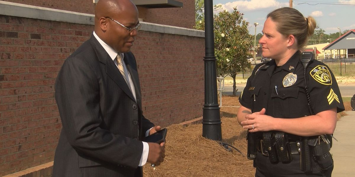 New Sylvester police chief plans big changes