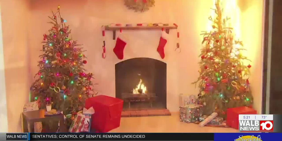 Safe and Sound: Christmas Tree Safety