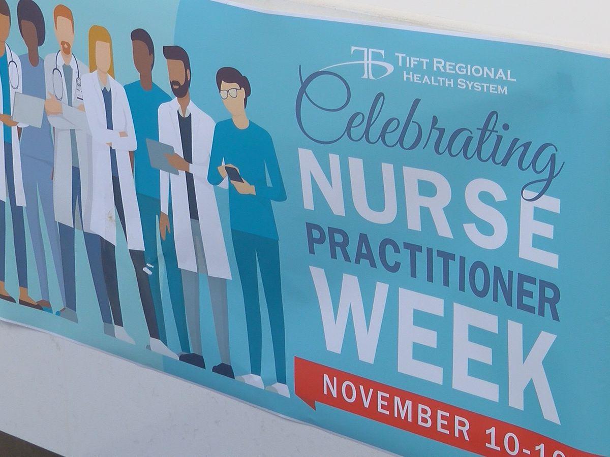 Tift Regional Health System celebrates Nurse Practitioner Week