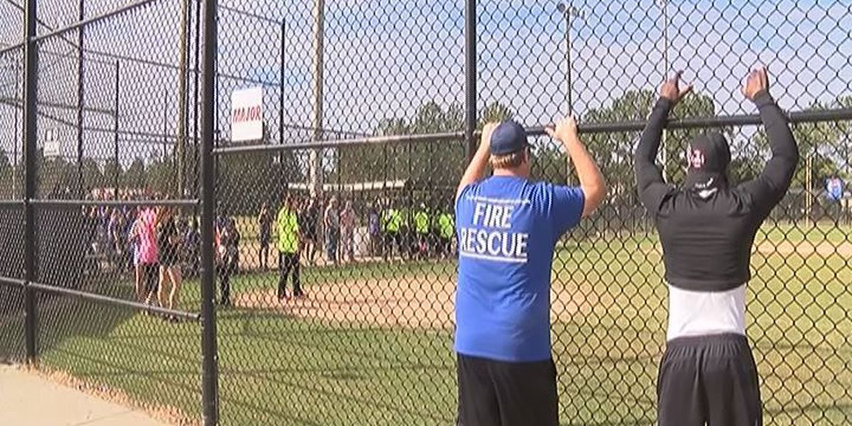 Community resource center honors National Disabilities Awareness Month with kickball