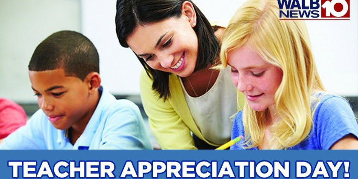 Freebies offered to educators for National Teacher Appreciation Day