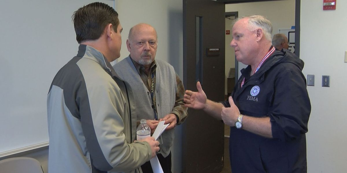 Worth Co. disaster recovery center opens