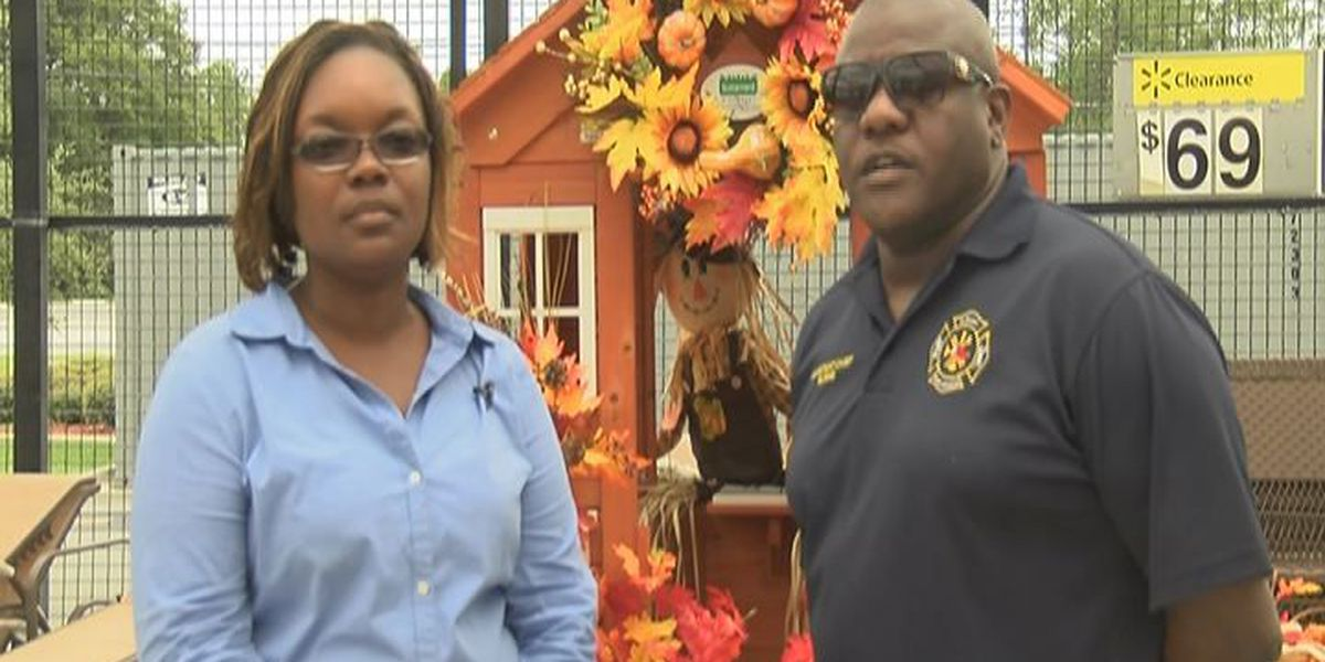 """""""Family Fun Day"""" promotes Albany Walmart pumpkin patch"""