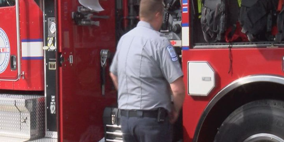 Ashburn Fire Chief hoping for high ISO rating