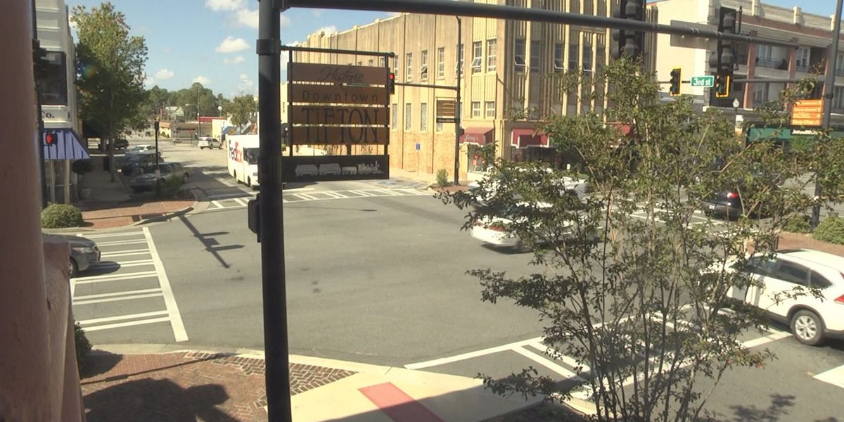 Downtown Tifton: 'A Great Revival'